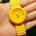 LEGO Yellow Adult Watch