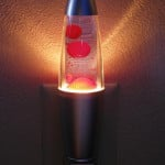 Lava Lamp Night Light 1