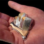 Melting Gallium Metal 7