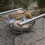 Portable Camping Grill 1