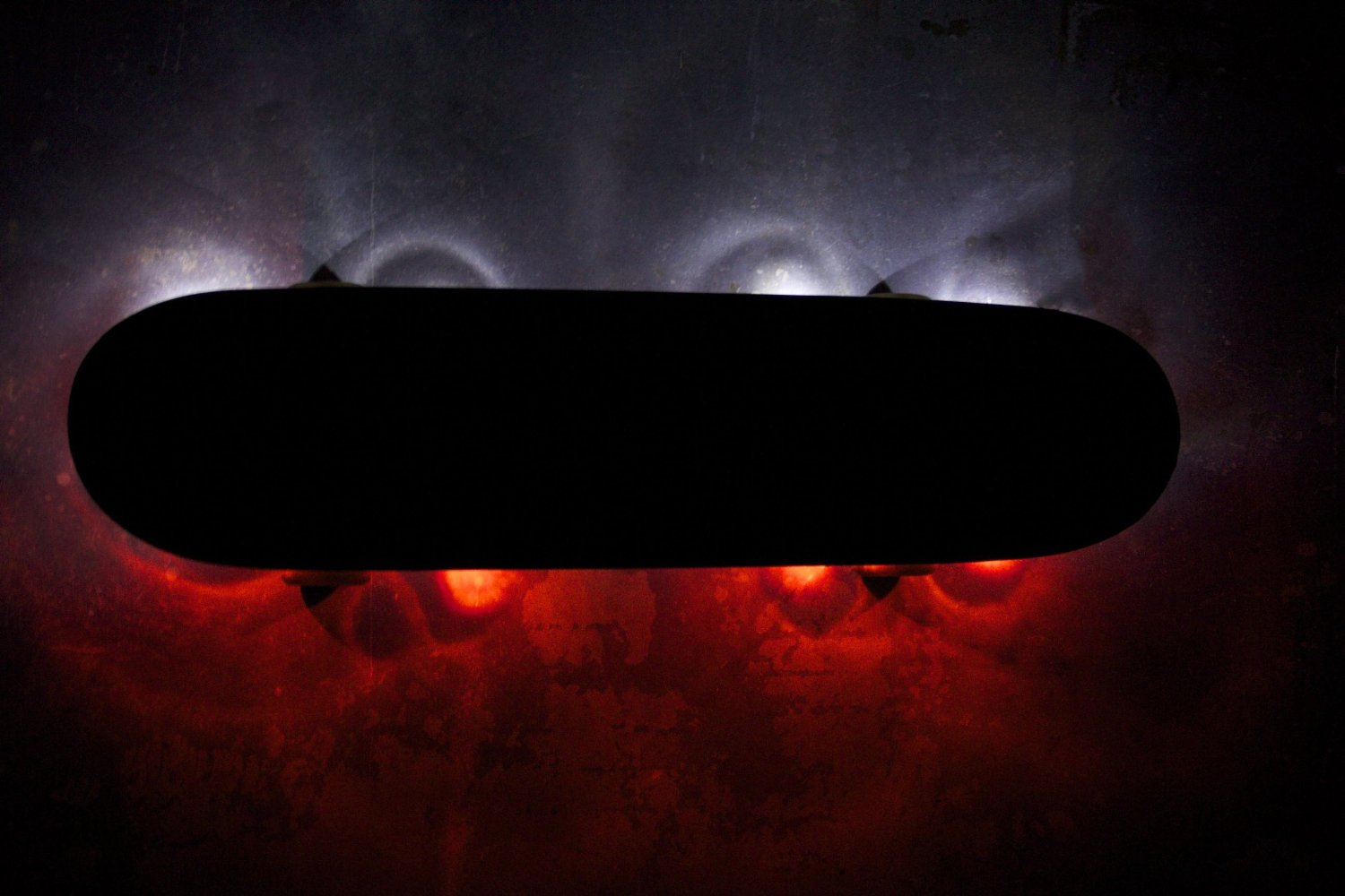 Skateboard Lights 1