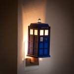 Tardis Night Light 3