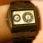 Wooden Watch 4
