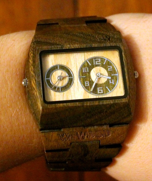 Wooden Watch 1
