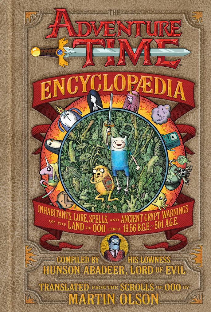 Adventure Time Encyclopedia