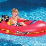 Inflatable Speedboat