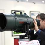 Insanely Huge Camera Lens