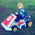 Kids Mario Kart