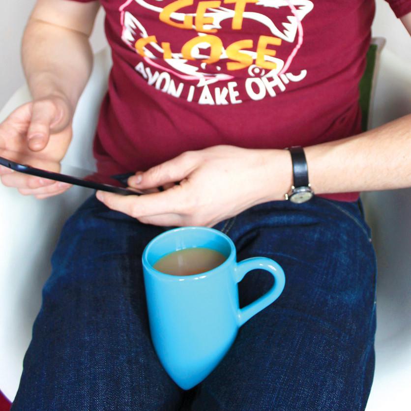 Lap Mug
