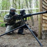 Paintball Machine Gun