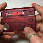 Swiss Army Credit Card Multi-Tool