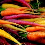 Colorful Carrot Seeds