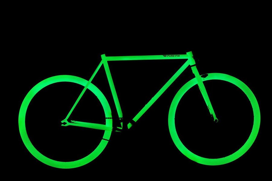 Glow In The Dark Bike
