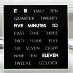 LED Word Clock