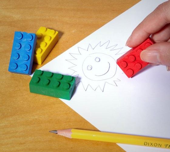 LEGO Brick Eraser