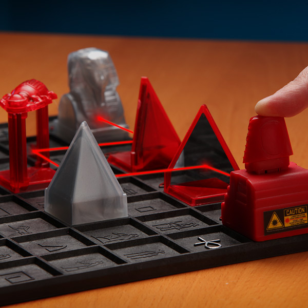Laser Tag Board Game