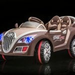Luxury Remote Controlled Kid's Car