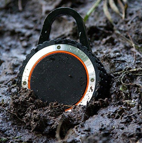 Rugged Bluetooth Waterproof Speaker