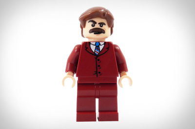 Lego Anchorman