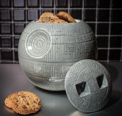 Deathstar Cookie Jar