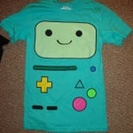 Adventure Time BMO Shirt
