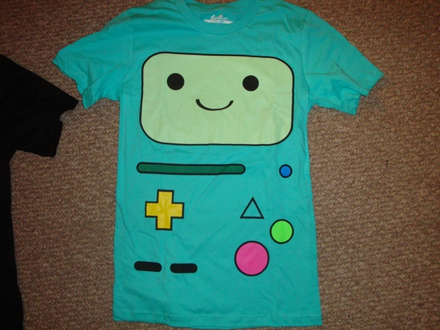 Adventure Time BMO Shirt