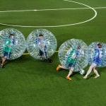 Bubble Soccer Suit