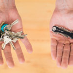 Compact Key Organizer