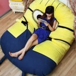 Despicable Me Minion Sleeping Bag