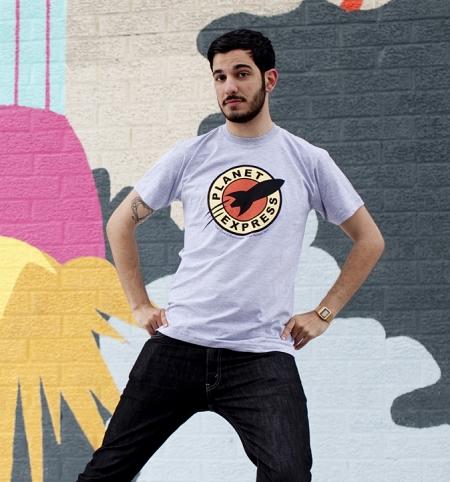 Futurama Planet Express Shirt