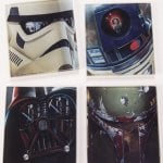 Star Wars Glass Coasters