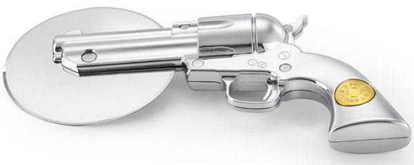 Pistol Pizza Cutter
