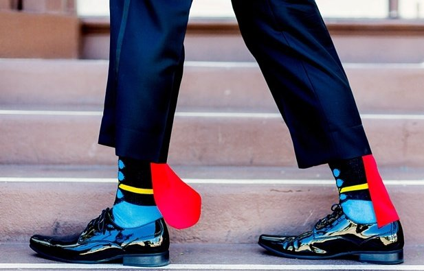 Thor Cape Socks
