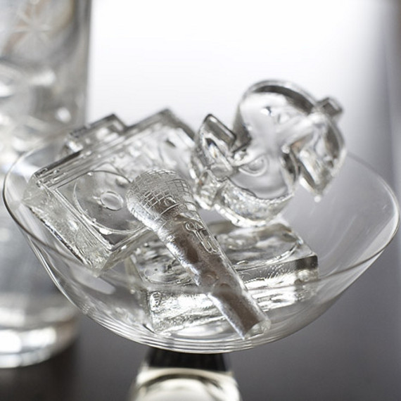 Hip Hop Ice Tray
