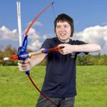 Marshmallow Shooting Bow
