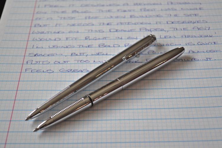 astronaut pen writes upside down - photo #38