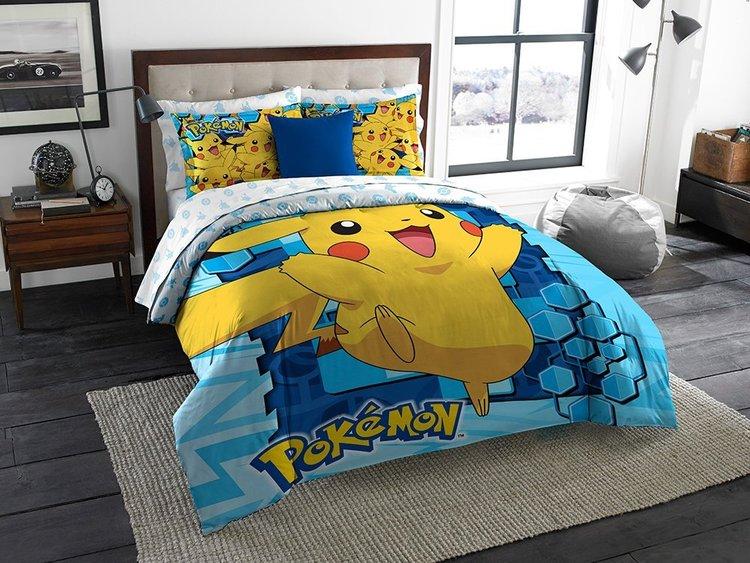 Pikachu Bedding Set
