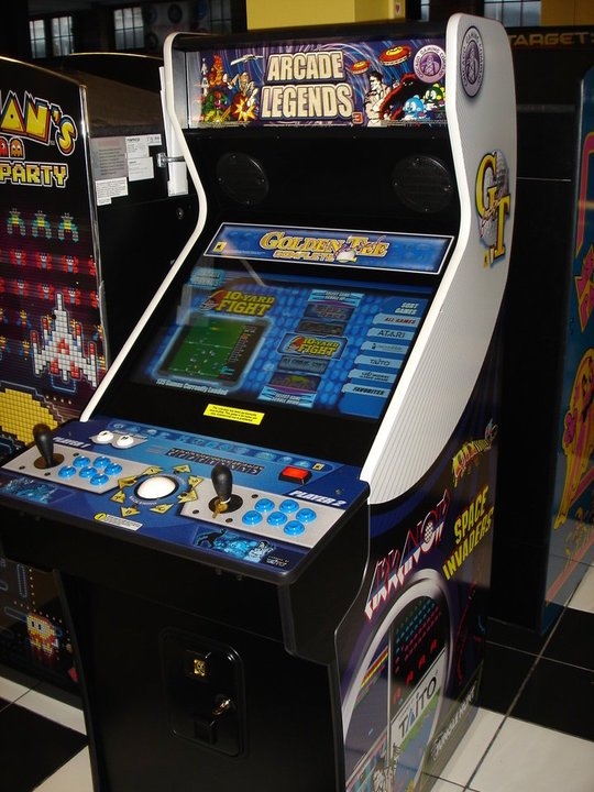 130 Games Arcade Machine