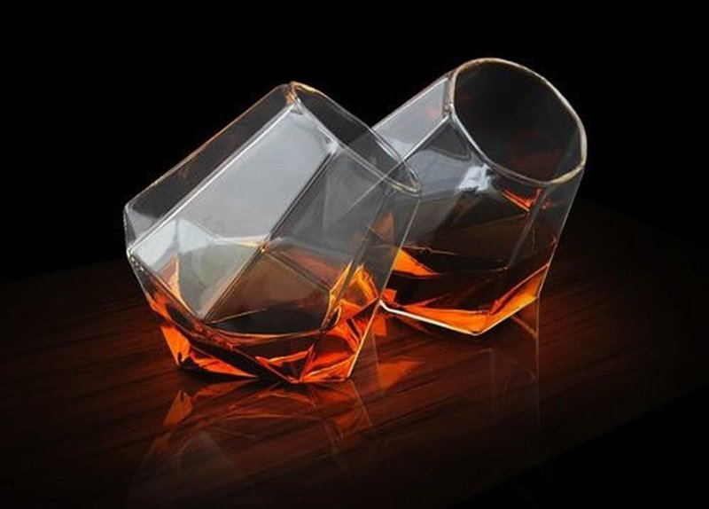 Diamond Shaped Cups