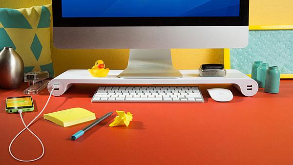 Keyboard Organizing USB Hub