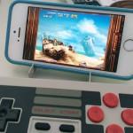Retro NES Gaming Controller