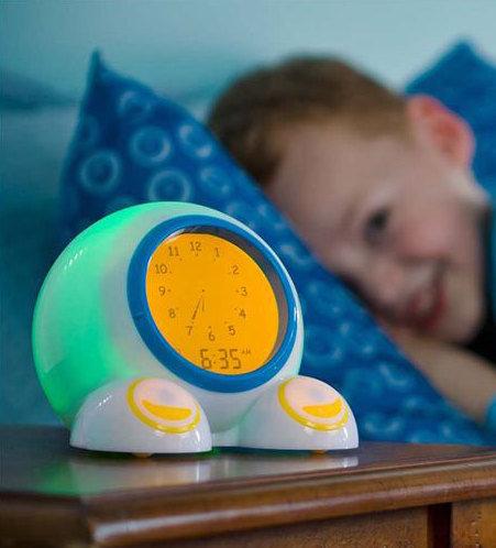 Talking Alarm Clock & Nightlight