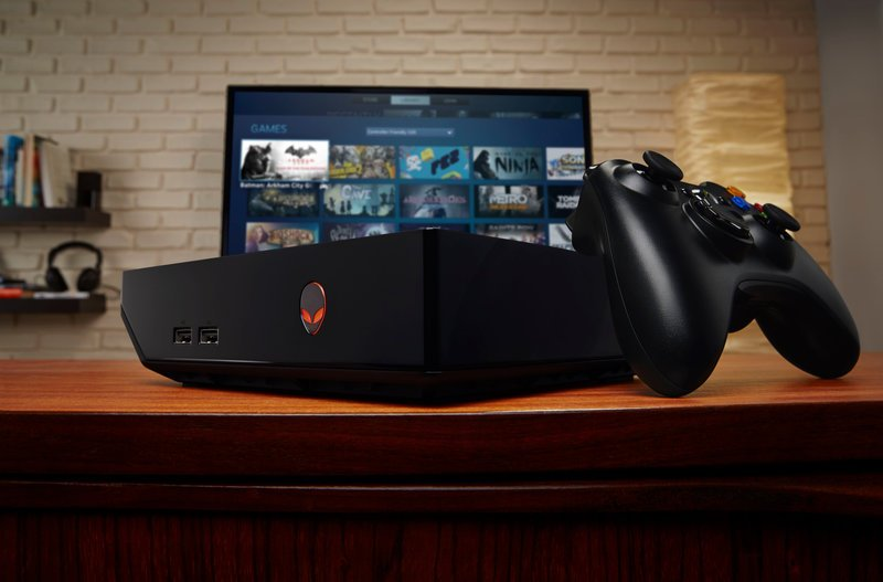 Alienware Gaming Console
