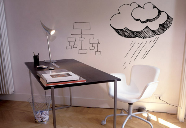 Dry Erase Board Paint