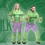 Incredible Hulk Sleeping Bag