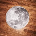 Moon Floor Mat