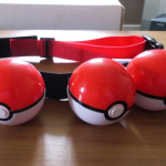 Poke Ball Belt