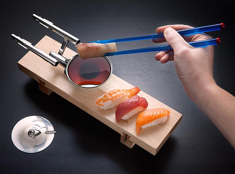 U.S.S. Enterprise Sushi Set