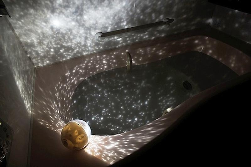 Bathtub Planetarium