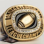 Fantasy Football League Champion Ring